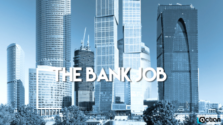 Actian HSE – the Bank Job