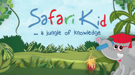 Safari Kid School Promo