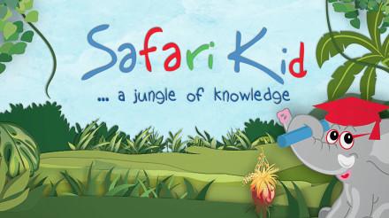 Safari Kid School Promo