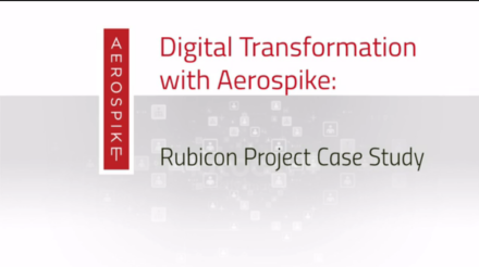 Aerospike Case Study – Rubicon Project